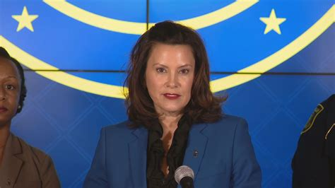 Gov. Whitmer issues temporary restrictions on non ...