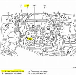 2010 Subaru Forester Parts Diagram