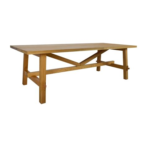 using a table as a desk 53 off ikea ikea mockelby wood table tables