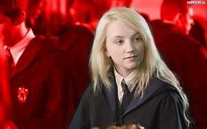 Luna Lovegood, Krawat, Harry Potter