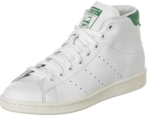 Adidas Stan Smith Mid Shoes White