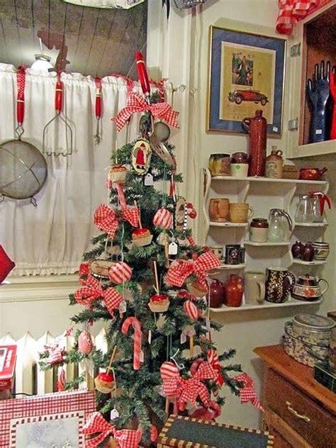 christmas tree kitchen decorations christmas decorating