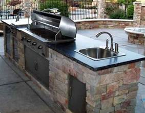 expert masonry outdoor kitchen sink contractors