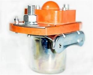 Noco Shop - 600a Dc Contactor  Model  Zj600d  12v