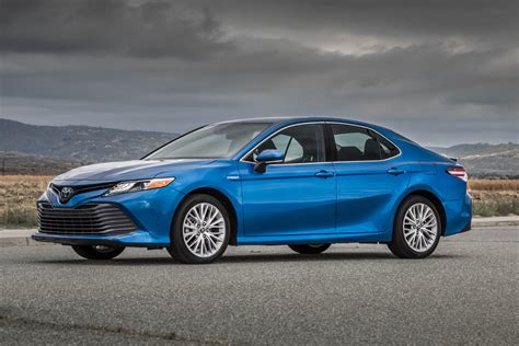 2021 Toyota Camry Hybrid Costs Less Than Last Year   CarBuzz