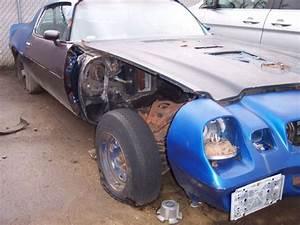 1980 Chevy Camaro Starter Restoration