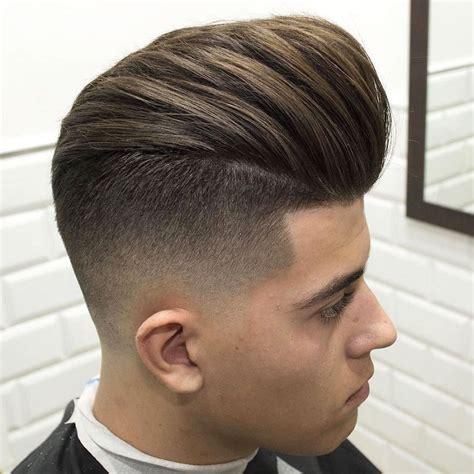 Trendy 2016 Mens Hairstyles