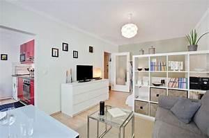 deco salon petit espace 2 d233co amenager studio jet set With deco chambre petit espace