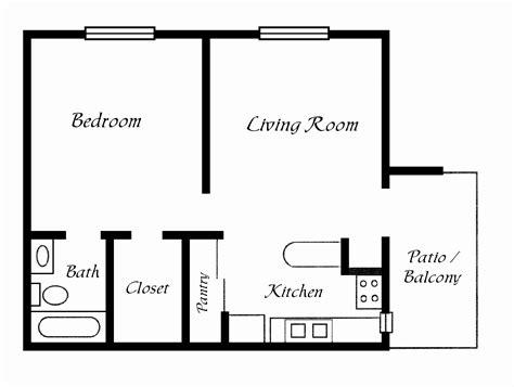 guest cottage floor plans simple 1 bedroom house plans pixshark com images