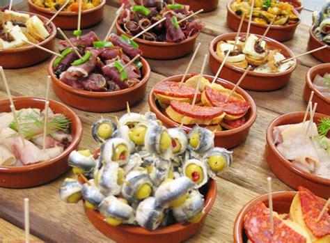 cauchemar cuisine tapas espagnol facile