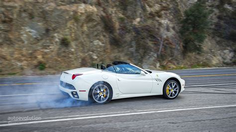 Ferrari California Review Autoevolution