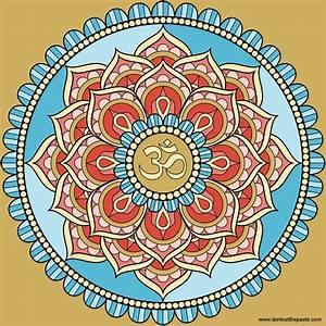 Om Symbol Lotus   www.imgkid.com - The Image Kid Has It!