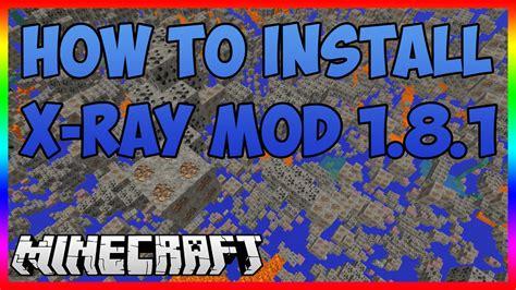 minecraft ray mod install