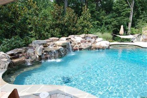 pool water features  dynasty  gunite  fiberglass pools