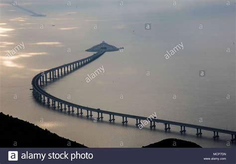 hong kong macau bridge hong kong zhuhai macao bridge stock photos hong kong