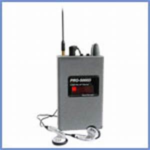 countersurveillance bug detectors and locators for ...