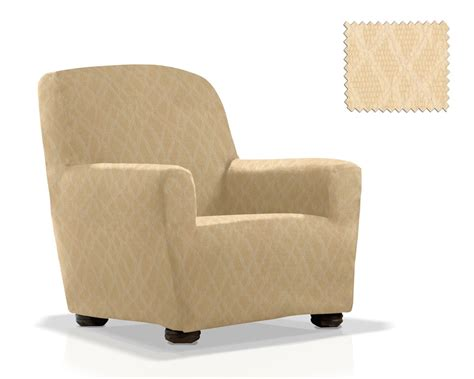 Cover Armchair by Stretch Armchair Cover Navia