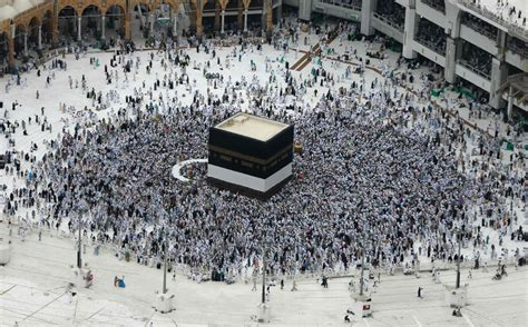 Islamic Hajj Pilgrimage Begins, Iranians Barred Due To