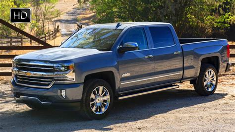 chevrolet silverado  high country full size