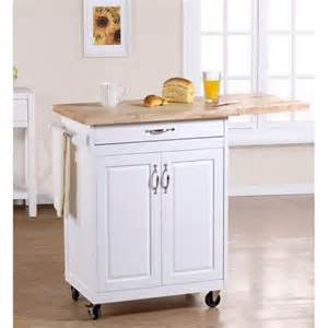 Cutting Board Kitchen Island Kitchen Cart White Storage Island Rolling Cabinet Chopping Cutting Board Counter Has Leaf But