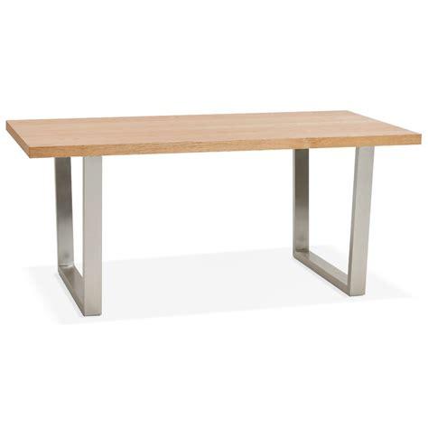 d o bureau table design koala en bois bureau moderne 180x90 cm