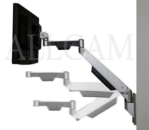 Vesa Desk Mount Arm by Allcam Gasfeder Monitorhalterung Led Lcd Monitorst 228 Nder
