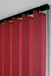 Store à Lamelles Verticales : store bandes verticales franciaflex ~ Premium-room.com Idées de Décoration