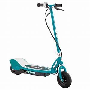 Green Razor E200 Electric Scooter - £229.95 : Kids ...