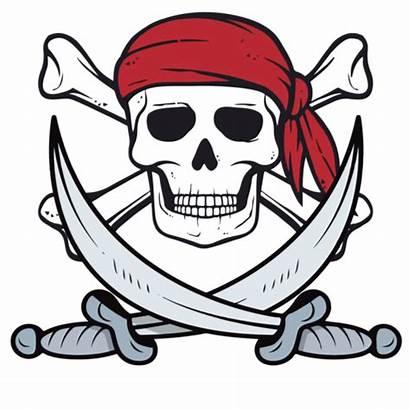 Skull Pirate Flag Jolly Roger Crossbones Shirt