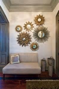 Sunburst Mirror Wall Decor Ideas