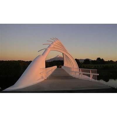 Te Rewa Bridge - Intergalva
