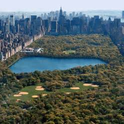 How Big Is Central Park New York
