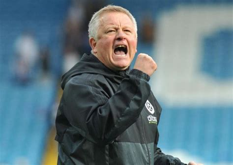 Sheffield United v Wolves: Chris Wilder's Blades ready for ...