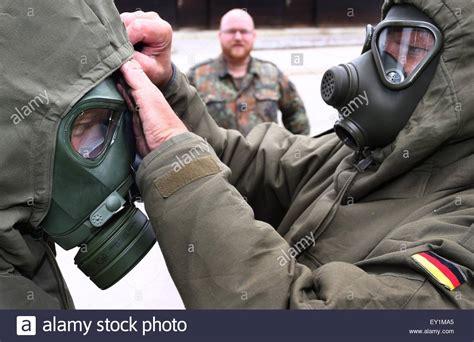 Nbc Protective Suit Stockfotos & Nbc Protective Suit