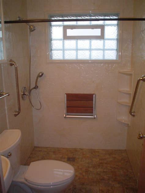 roll  barrier  shower   va grant cleveland
