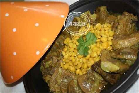 choumicha tv cuisine langue de boeuf chhiwat choumicha sousoukitchen