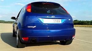 Flexrohr Ford Focus Mk1 : ford focus rs mk1 milltek exhaust sound youtube ~ Jslefanu.com Haus und Dekorationen