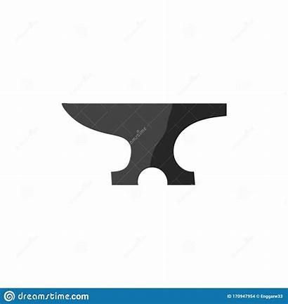 Anvil Industry Heavy Smith Shoer Blacksmith Union