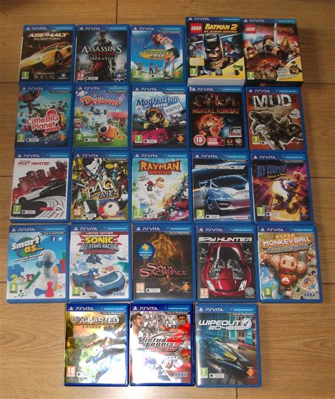 Ps Vita Games The Gallery For Gt Ps Vita Games List