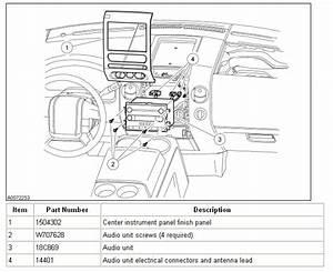 Ford F 150 Interior Parts Diagram