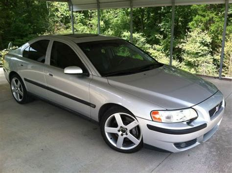 manual cars for sale 2004 volvo s60 electronic throttle control find used 2004 volvo s60 r in stanley north carolina united states