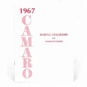 1972 Camaro Wiring Diagram Manual