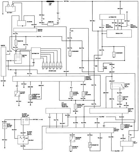 1980 Toyotum Truck Wiring Diagram fj40 wiring diagrams ih8mud forum