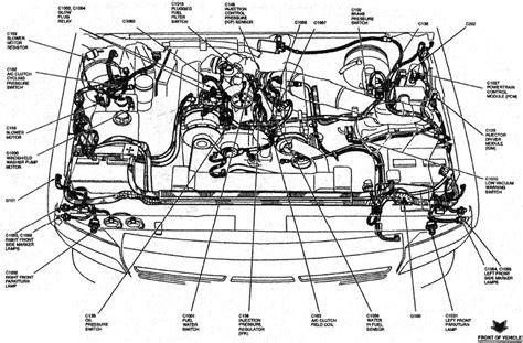 taurus engine wiring diagram wiring diagram