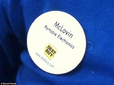 Some Of The Most Unfortunate Name Tags Revealed Daily