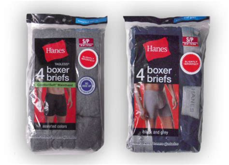 Wholesale Hanes Men's Boxer Briefs (sku 355397) Dollardays