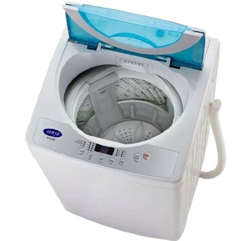 washing machines for small spaces sonya compact portable apartment small washing machine