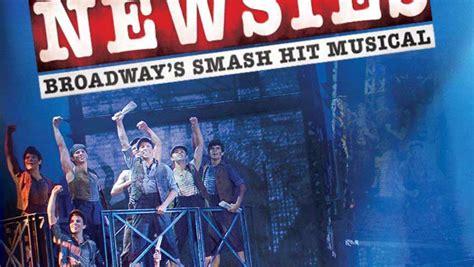 Disney's Newsies the Broadway Musical (2017) - TrailerAddict