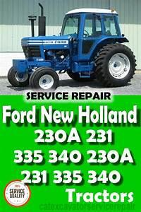 Pin On New Holland Service Repair Manual