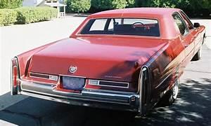 1976 CADILLAC FLEETWOOD BROUGHAM 4 DOOR SEDAN - 15779